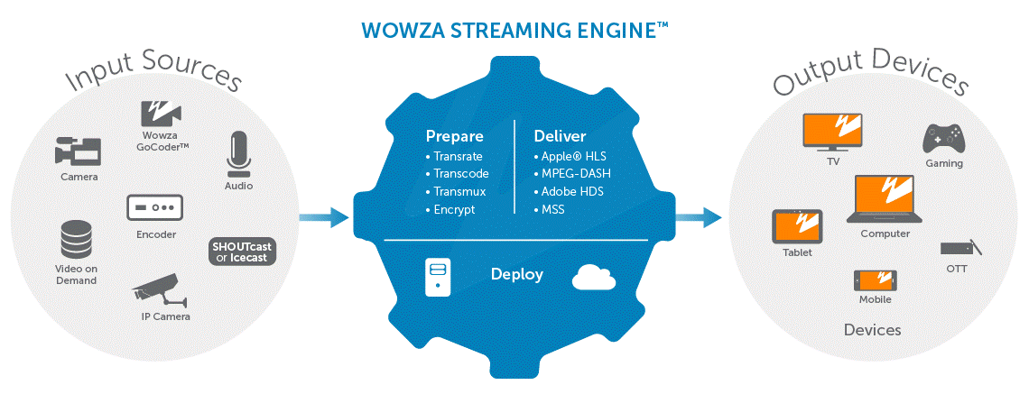 How Wowza Engine Helps in Video Streaming?
