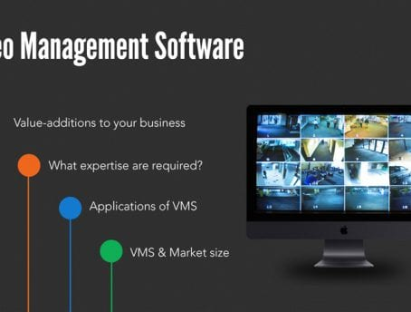 Designing an Effective Video Surveillance and Management Software - Video Analytics & Cloud Enabled