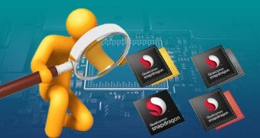 Comparison between Qualcomm Snapdragon Platforms
