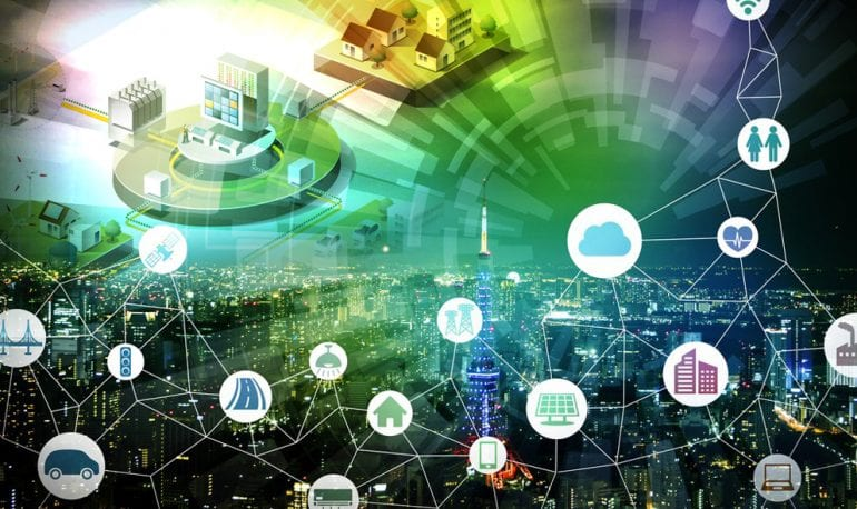 why smart grids need an iot gateway solution?