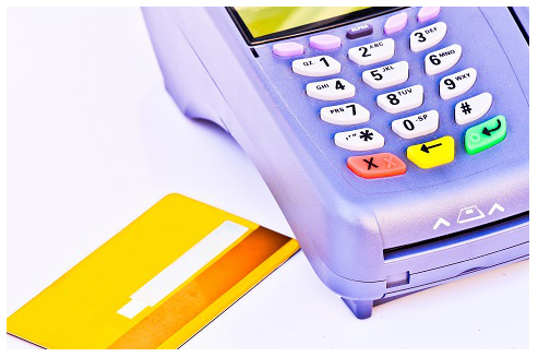 credit card machine epos