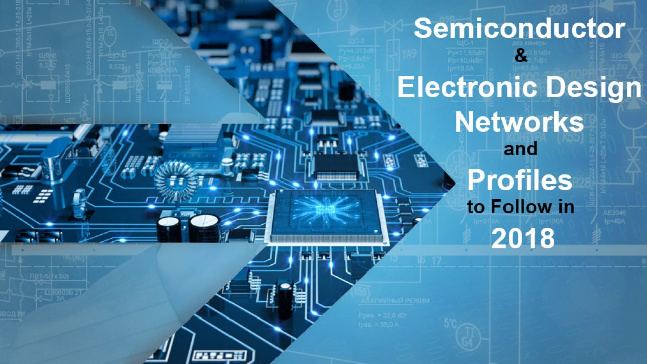 55 Semiconductor & Electronic Design Websites and Profiles