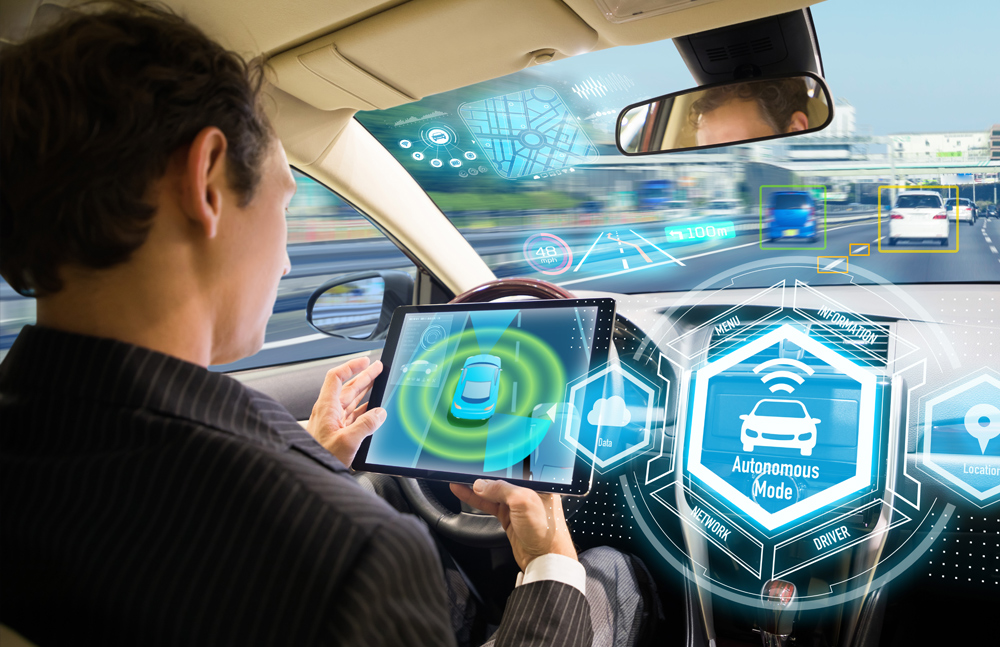 Experience Safe And Smart Driving With Vision Based Adas