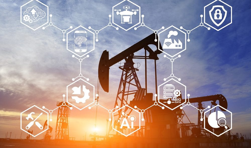 Implementing IoT and Connected Cloud Technologies in the Oil and Gas Industry
