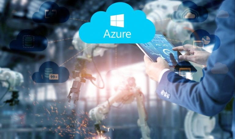 Role of Microsoft Azure in Enabling Industrial Internet of Things