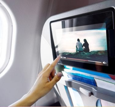 Top Emerging Trends of the Global In-flight Entertainment Market