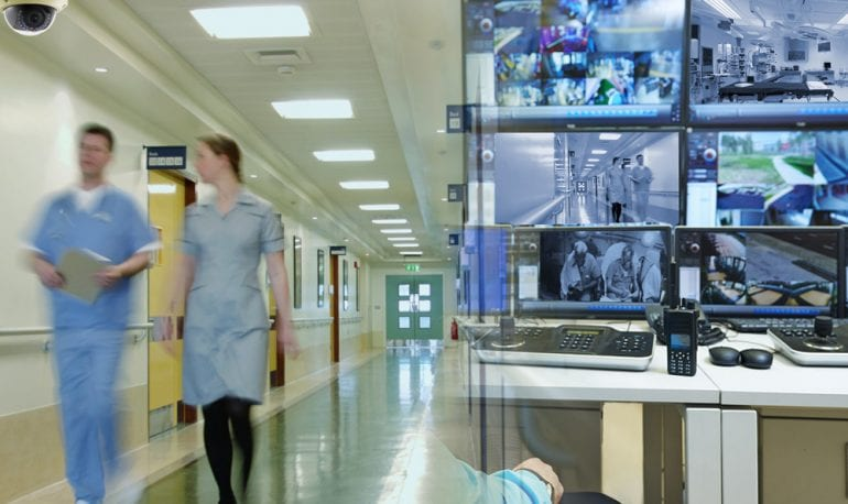 How Video Management Software Ensures Security of Healthcare Facilities