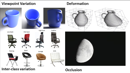 Limitations of Regular Neural Networks for Image Recognition