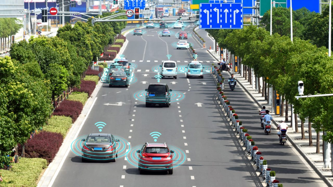 Designing an Effective Traffic Management System Through Vehicle