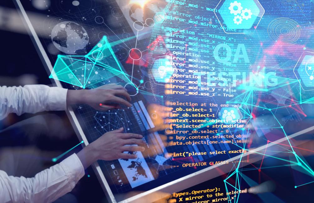 digital transformation with QA