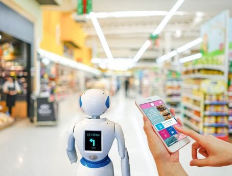How Retailers are using Artificial Intelligence to Stand Strong in the Era of Digital Transformation