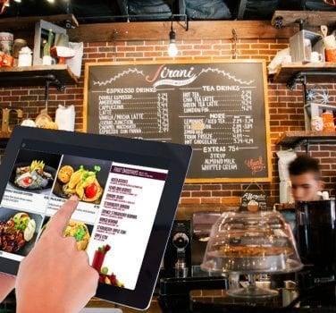 IoT in F&B sector
