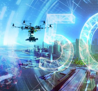 5G DRONES – EYE IN THE SKY – HELPING TO FIGHT AGAINST COVID-19