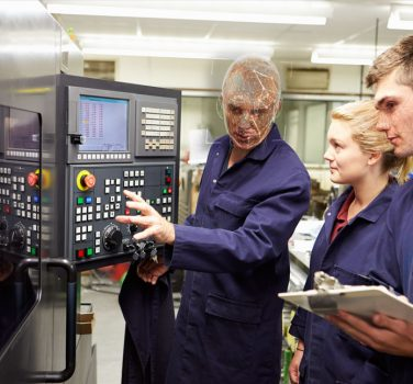 Video Recognition in Action – Industrial Manufacturing