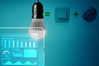 Solutions d'économie d'énergie activée par capteurs