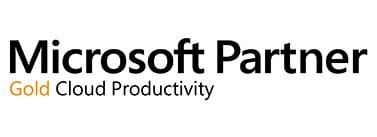 Microsoft Gold Cloud Productivity Partner