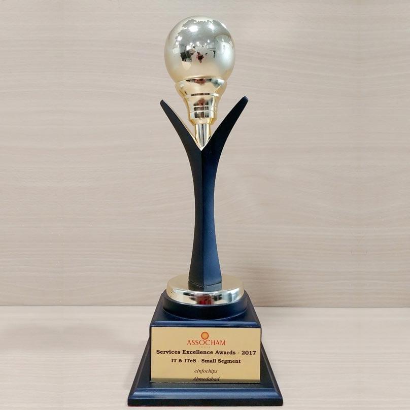 Assocham Services Excellence Awards - 2017 IT & ITeS – Segment