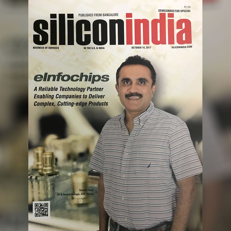 eInfochips a Reliable Technology Partner Enabling Companies to Deliver Complex, Cutting-edge Products