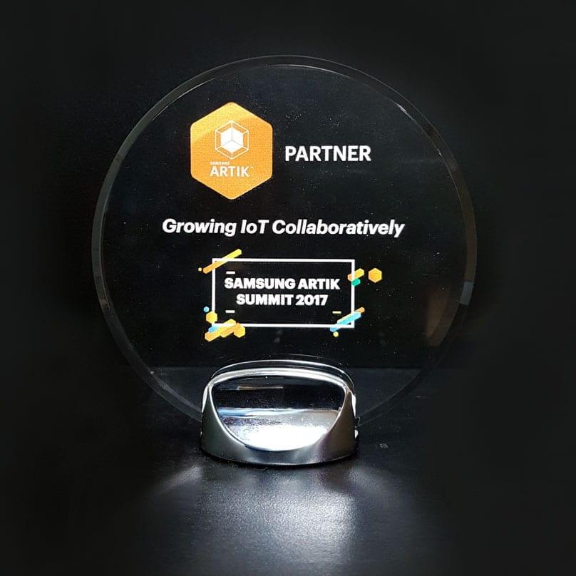 Samsung ARTIK Partner for IoT Innovation