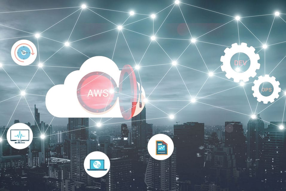 DevOps for AWS: Continuous Testing and Monitoring for an IoT Smart City Solution
