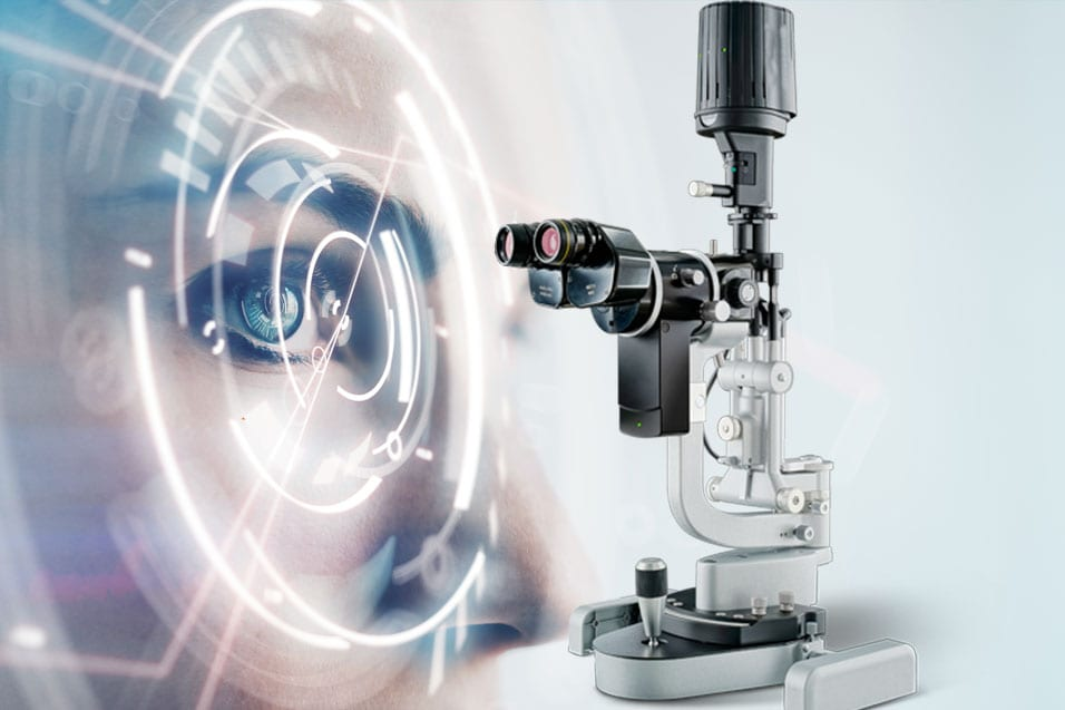 White Framework Implementation in Ophthalmology Device