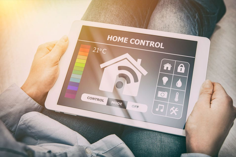 Home Automation Console