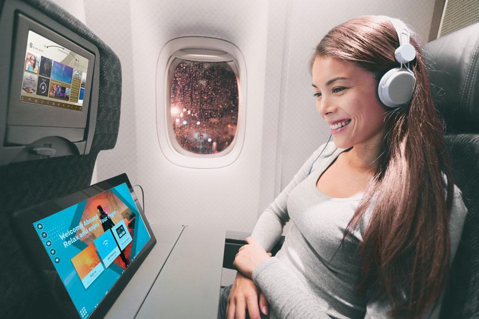 NextGen In-Flight Entertainment System